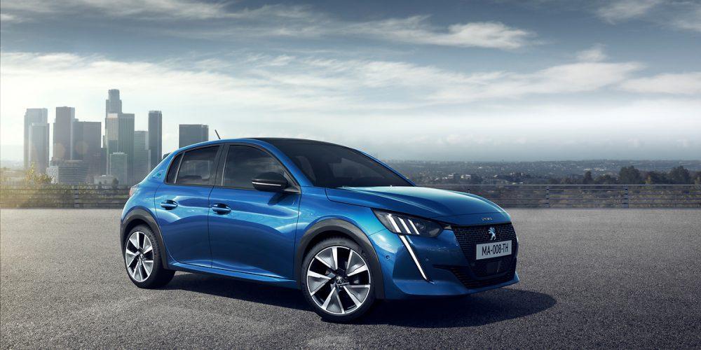 Así es el nuevo Peugeot 208 y además tendrá ¡versión eléctrica!