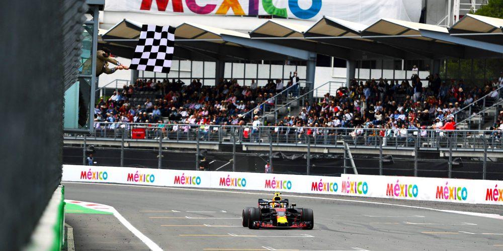 Los costos para el Gran Premio de México 2019