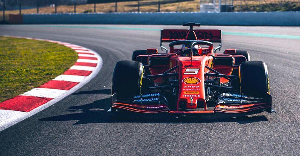 Así lucen los monoplazas que correrán en la temporada 2019 de la Fórmula 1