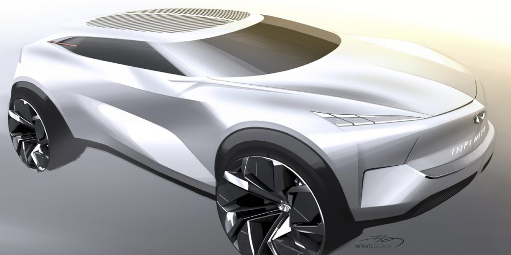 INFINITI launched its dual-partnership with the ArtCenter College of Design and College for Creative Studies. Led by Alfonso Albaisa, senior vice president of global design, and Karim Habib, executive design director, the program creates an opportunity the next generation of automotive designers to work with Albaisa and Habib to create the aesthetics of a future SUV.