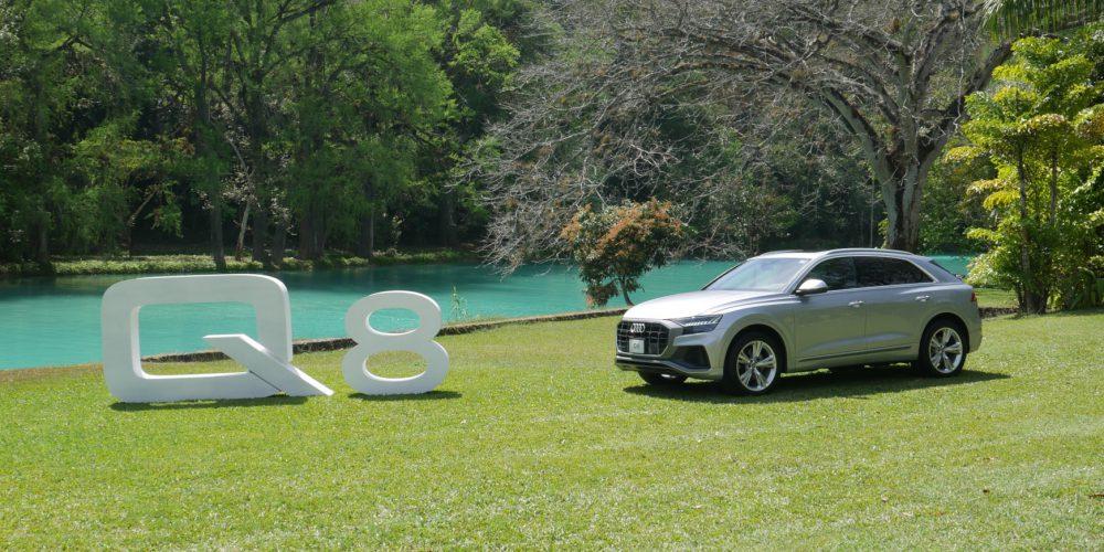 Audi Q8, destaca en la era de las SUV´s