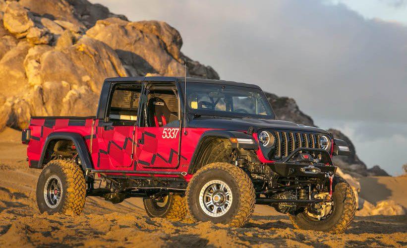 FCA se prepara para electrificar sus vehículos Jeep
