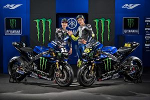 Yamaha muestra sus armas para MotoGP