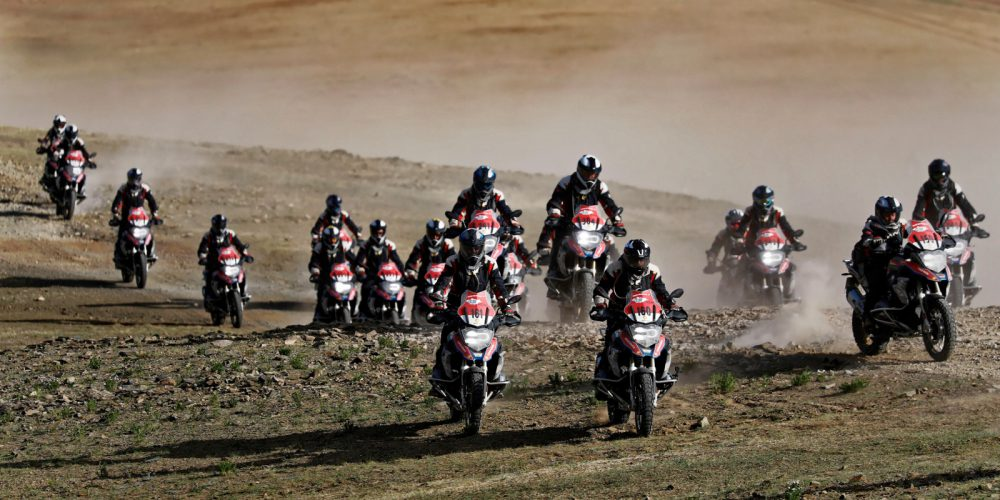 Nueva Zelanda sede de BMW Motorrad International GS Trophy 2020