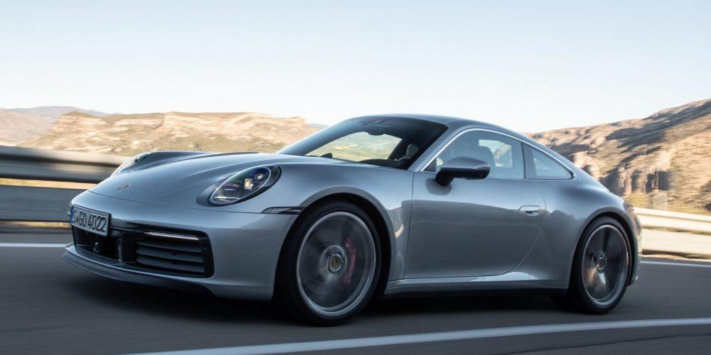Porsche muestra la aerodinámica del 911 en video