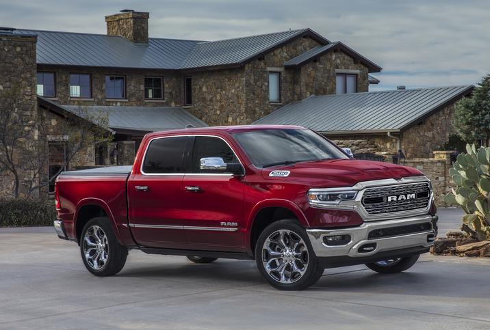 "Ram 1500 2019 reconocida ""Best Pickup Truck of the Year"" por Cars.com"