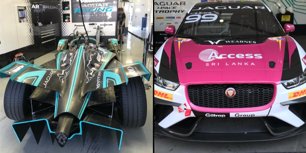 Cardiaco, dramático y lleno de adrenalina, así vivimos el E-Prix de México con Panasonic Jaguar Racing