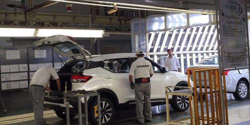 La producción del nuevo modelo Nissan Kicks representó una inversión de 150 millones de dólares, además de la creación de 50 nuevos empleos.