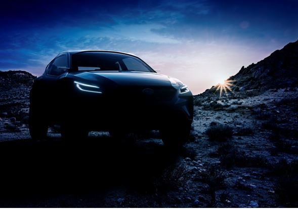 Subaru prepara el VIZIV ADRENALINE para Ginebra
