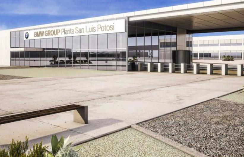 BMW planta San Luis Potosi