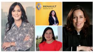 Ellas son las mujeres líderes de la industria automotriz