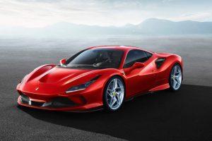 Ferrari F8 Tributo muestra sus virtudes en video