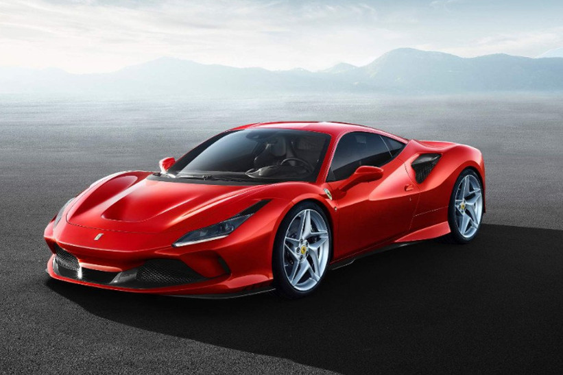 Ferrari F8 Tributo muestra sus virtudes en video