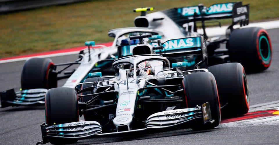 Lewis Hamilton consquista el GP 1000 de la Fórmula 1