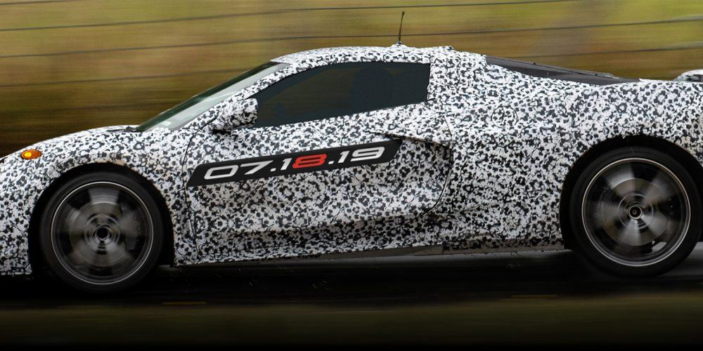 Subastarán el último Chevrolet Corvette de séptima generación