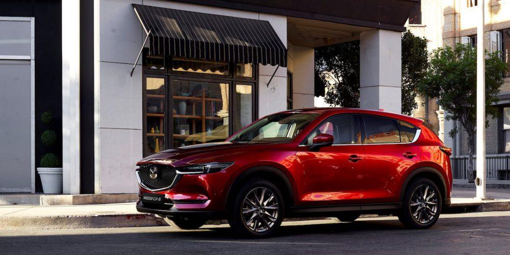 Mazda ofrece el CX5 con motor a diésel en Estados Unidos