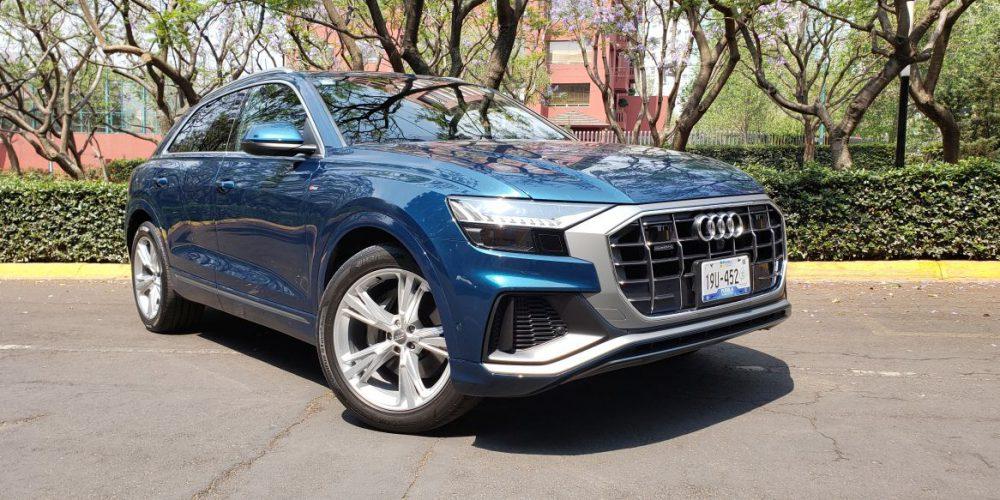 La reina de las Q's: nueva Audi Q8. ¡La probamos en México!