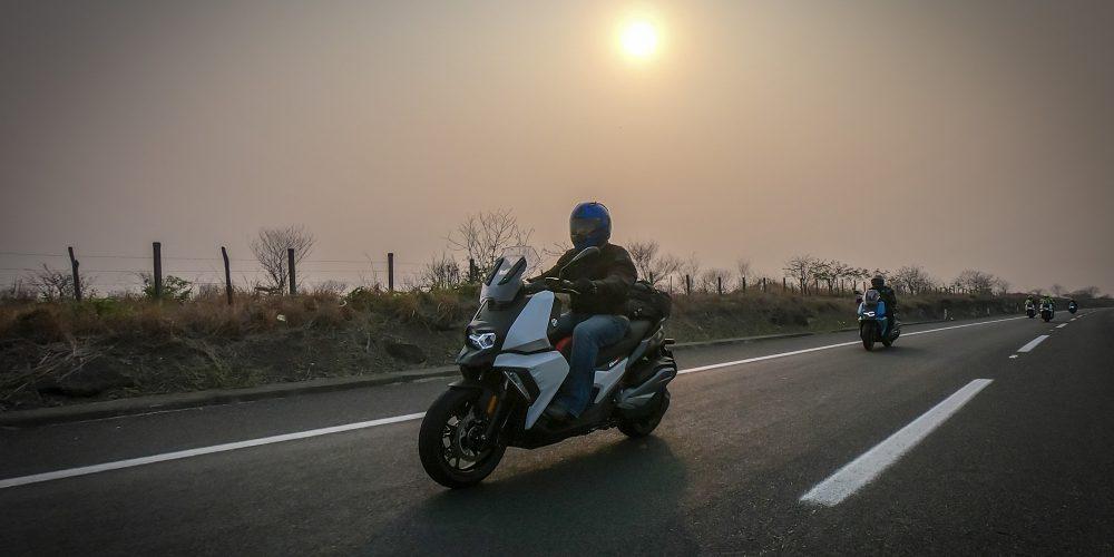 Más de 1,500 kilómetros en BMW C400X