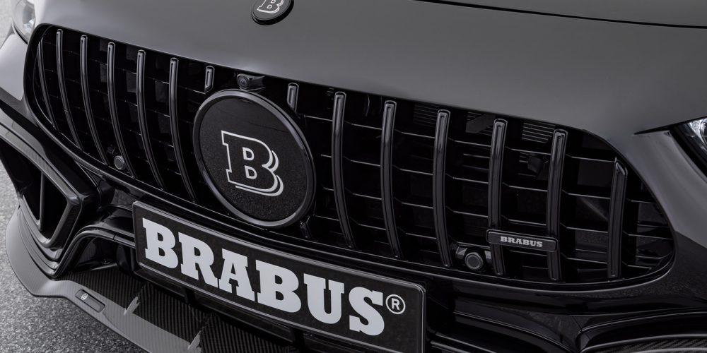 Brabus lleva a 800 HP el Mercedes-AMG GT 63 S Coupé