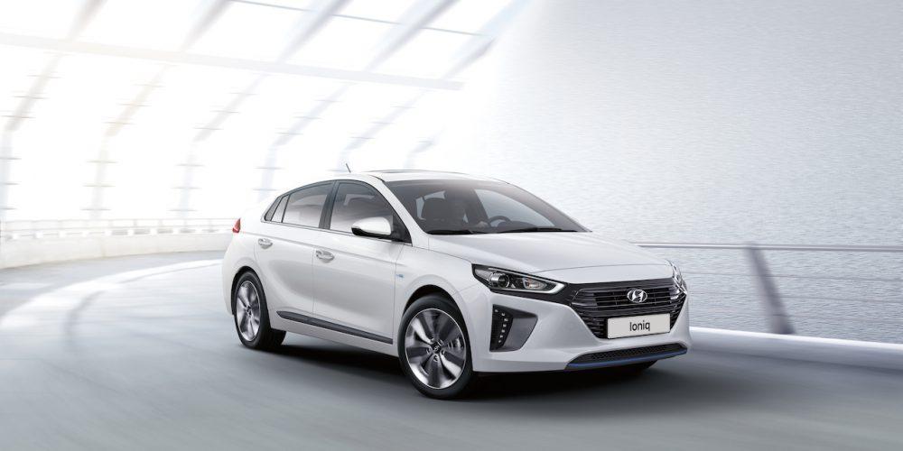 Hyundai Ioniq, el híbrido coreano que le juega de frente a los japoneses