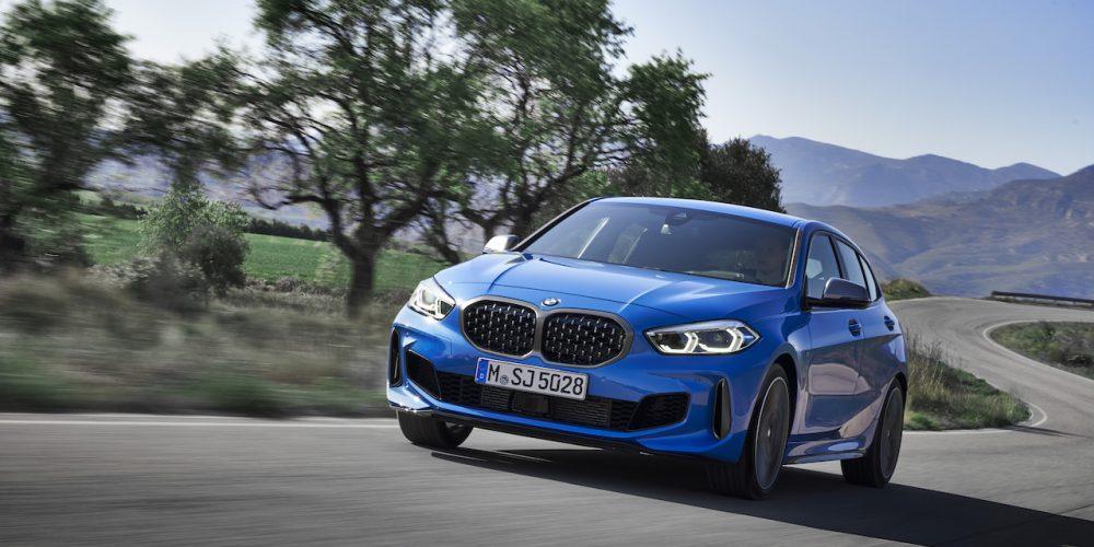 Con ustedes el nuevo BMW Serie 1 modelo 2020
