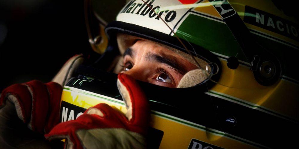 Recordando a Ayrton Senna a 25 años de su muerte