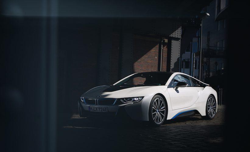 El International Engine of the Year es para: el BMW i8