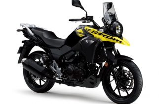 Suzuki V-Strom 250 ABS invencible en las carreteras, imponente en las calles