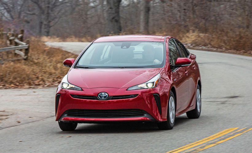 Toyota mantiene la cuarta posición de participación de mercado