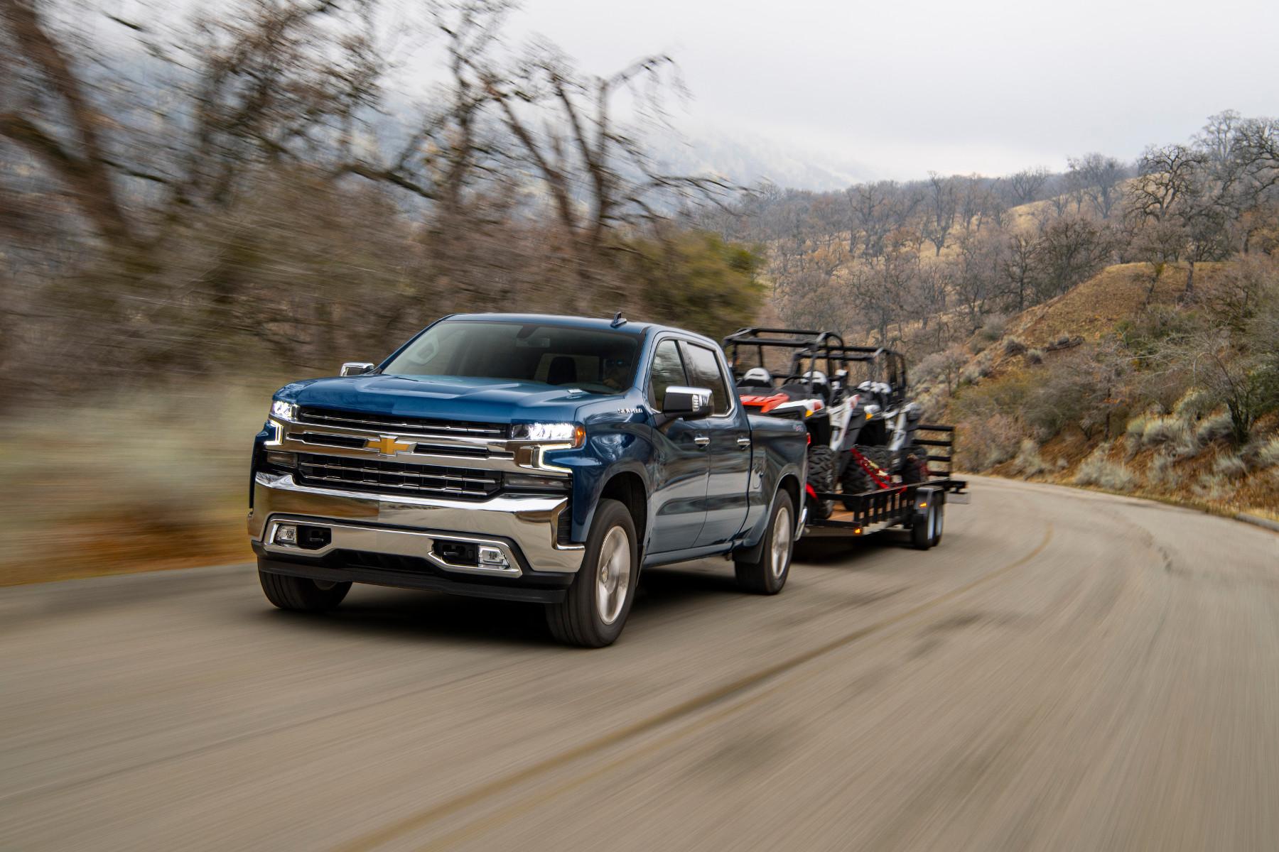 General Motors con sólidos resultados en el tercer trimestre