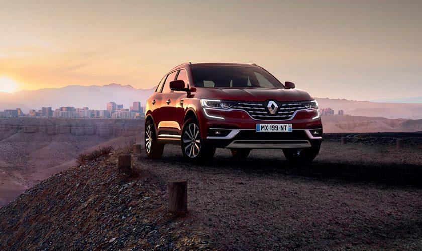 Renault Koleos 2019, se presenta para Europa