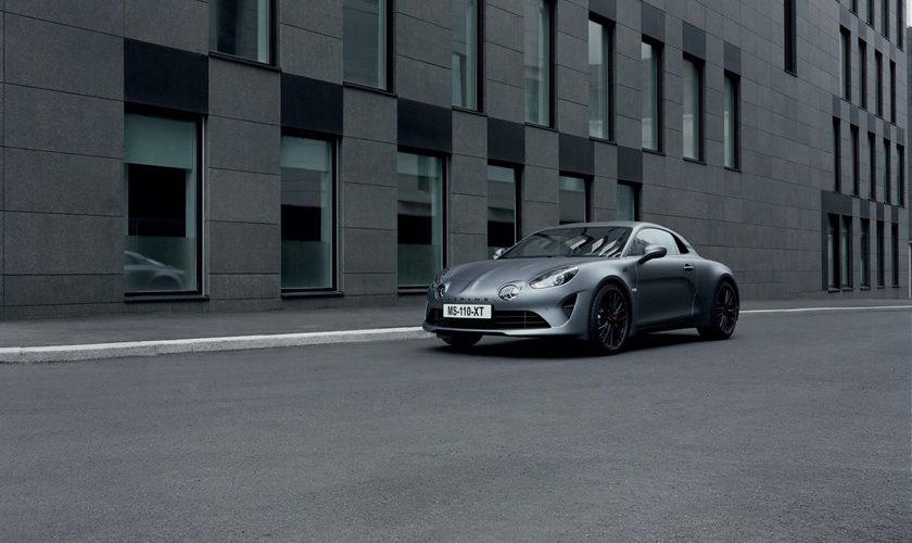 Alpine A110S, más potencia y una configuración específica del chasis
