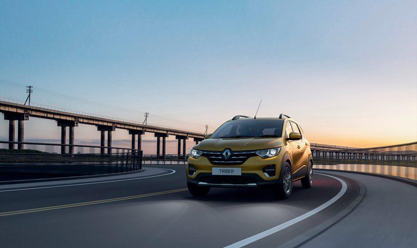 Renault Triber, un Crossover diseñado y hecho en la India