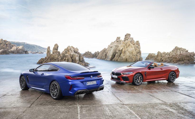 BMW presenta cuarteto de  vehículos deportivos de alto desempeño