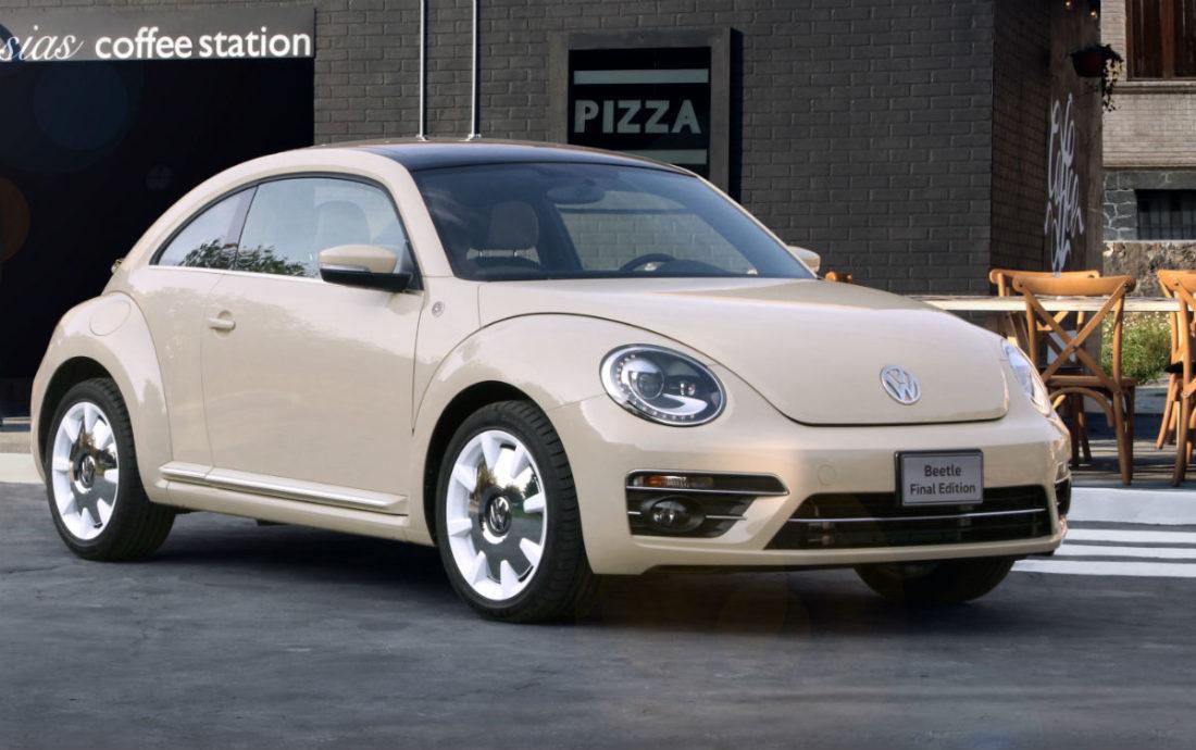¿Cómo fue el proceso de fabricación del VW Beetle?