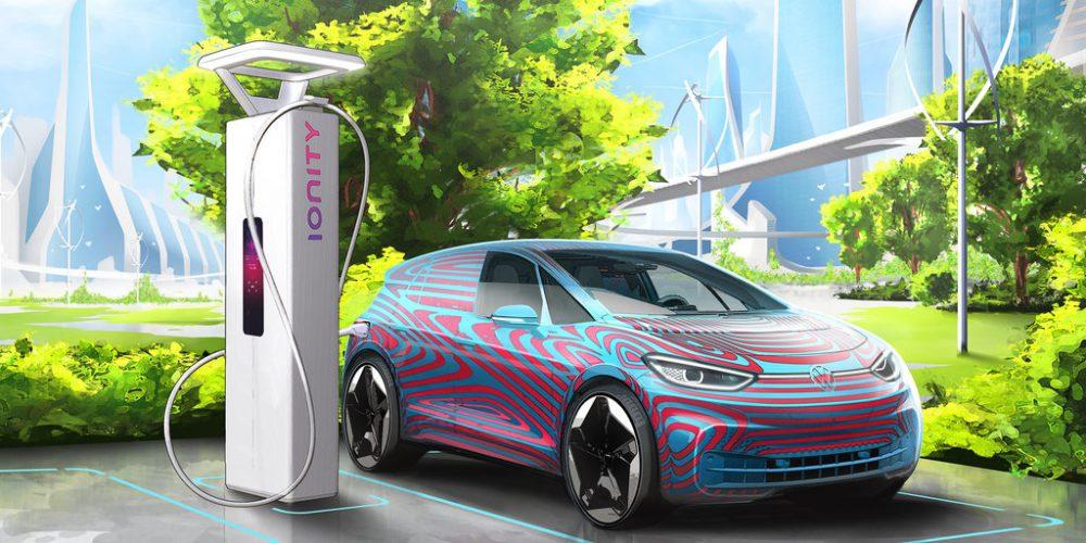 Volkswagen lista para instalar 36 mil cargadores eléctricos en Europa
