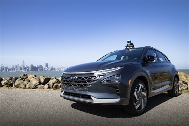 KIA y Hyundai anuncian su inversión en Aurora (tecnología para la autonomía vehicular)