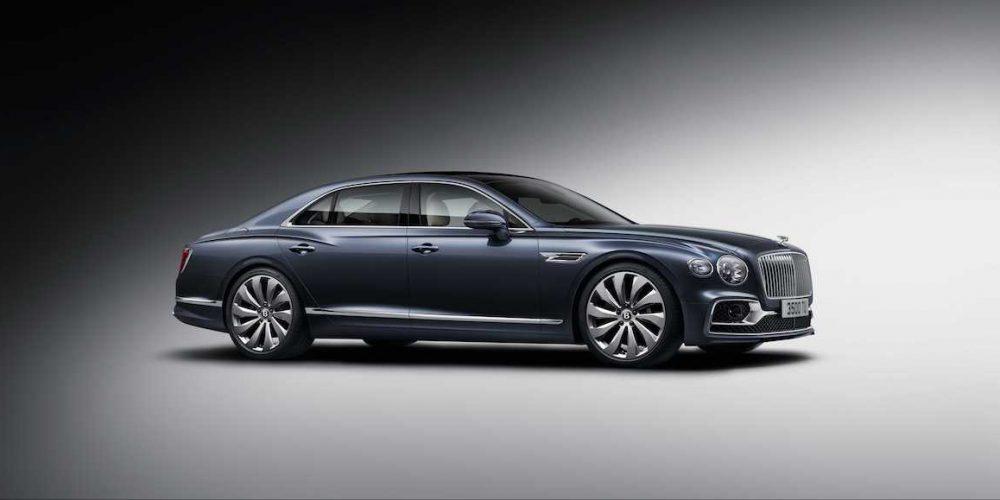 Nuevo Bentley Flying Spur, lujo y deportividad en un mismo auto