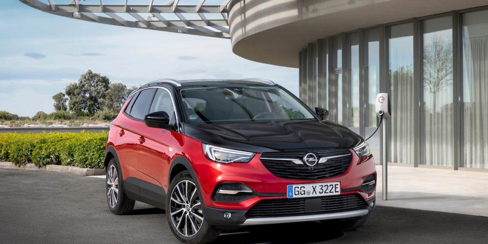 Opel Grandland X All-Wheel Drive Plug-In Hybrid, de lo mejor para Europa
