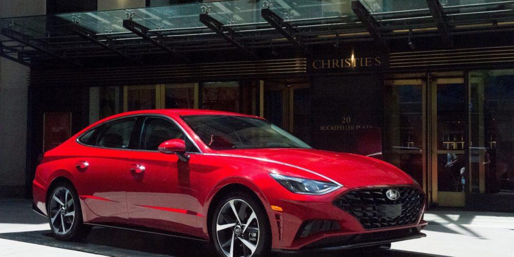 Hyundai de la mano con el arte y sus autos en Nueva York