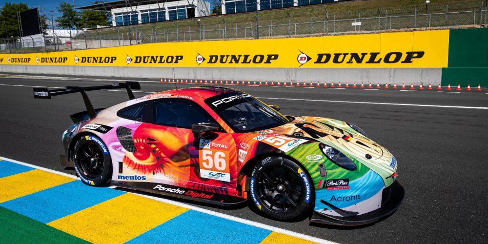 Porsche te permite decorar la carrocería de tu futuro auto deportivo digitalmente