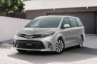 Los cinco más vendidos de Toyota en septiembre