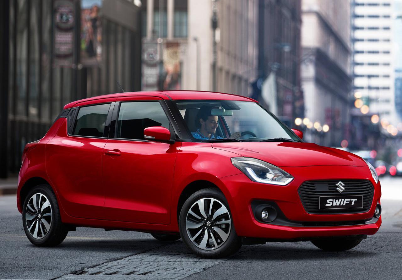 Suzuki nos trae la primera buena noticia del año