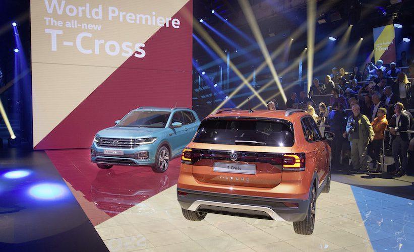 Confirmado por VW: llegan ediciones especiales de Amarok y el T-Cross