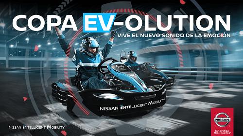 Nissan realiza la Copa EV-olution