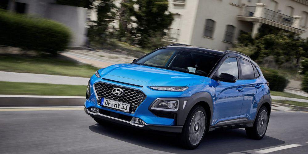 Hyundai Kona Híbrida, todo un éxito en Europa