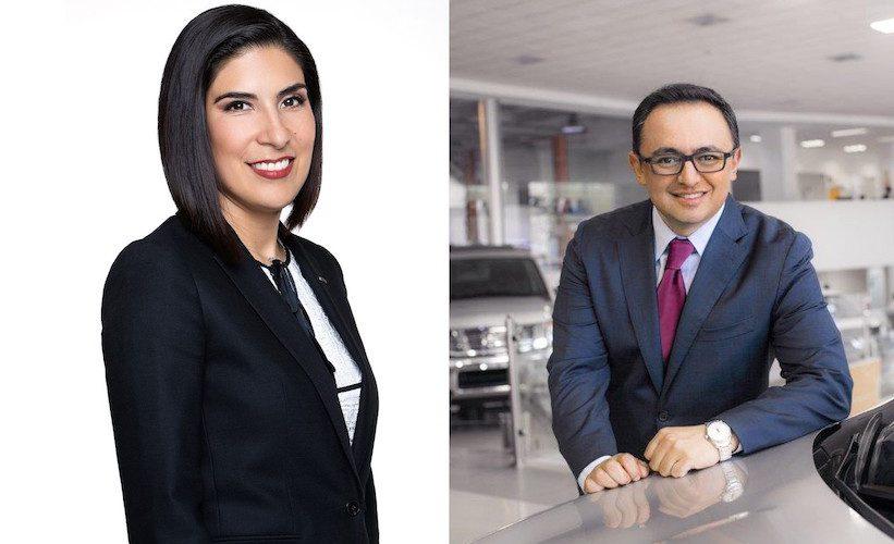 Nissan anuncia cambios directivos en México