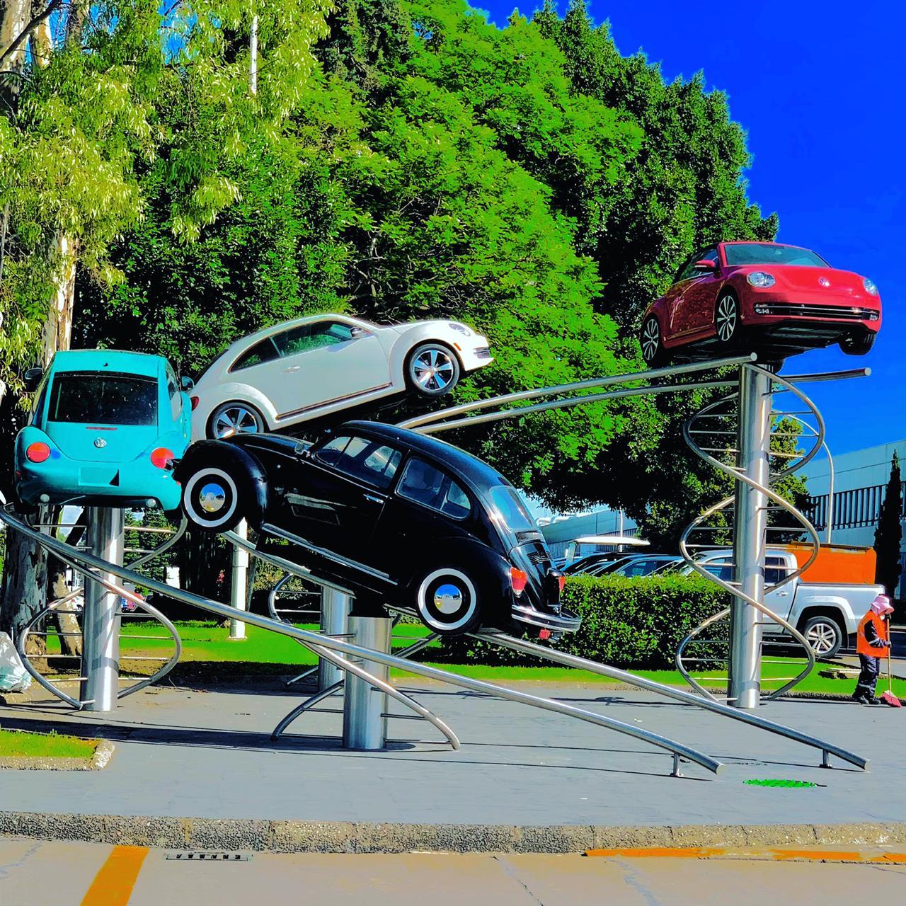 Lo que no sabías de la Planta Volkswagen México