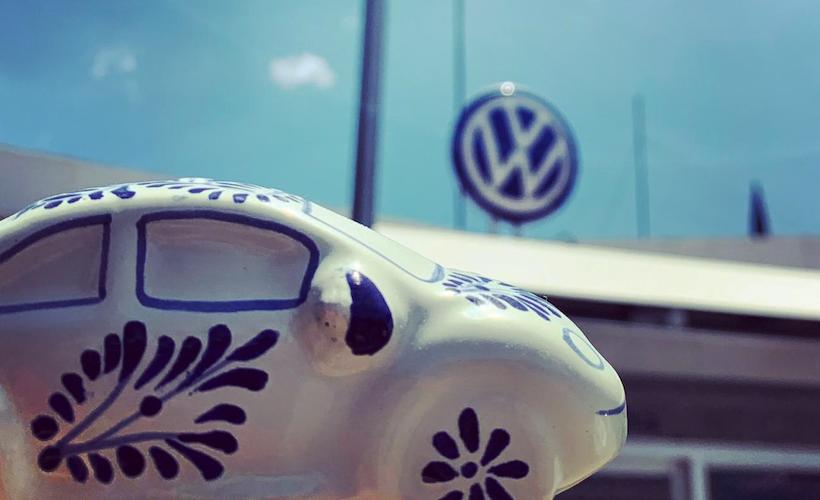 La casa del VW Sedán