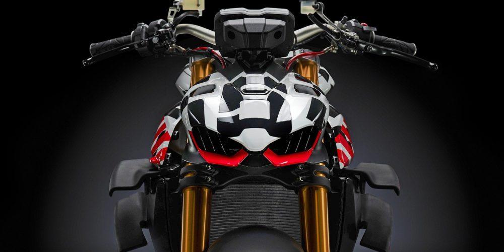 Ducati Streetfighter V4 2020, hacia la cima de Pikes Peak